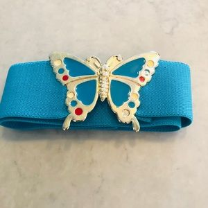 Light as a butterfly 🦋 vintage belt